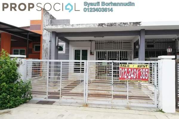 Terrace For Sale in Nusari Bayu, Bandar Sri Sendayan Freehold Unfurnished 4R/2B 325k