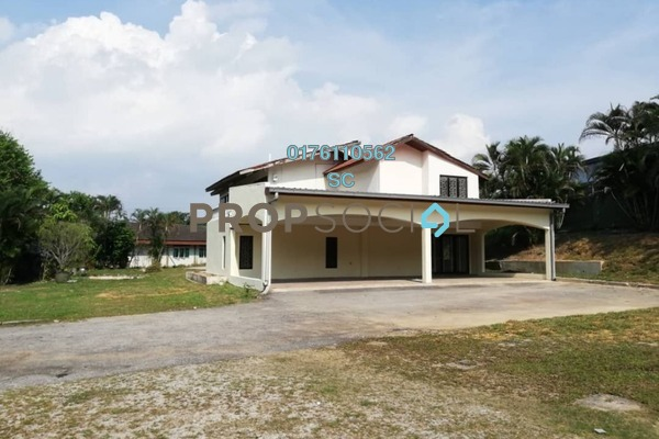 Bungalow For Rent in Taman Yarl, Old Klang Road Freehold Semi Furnished 5R/5B 8k