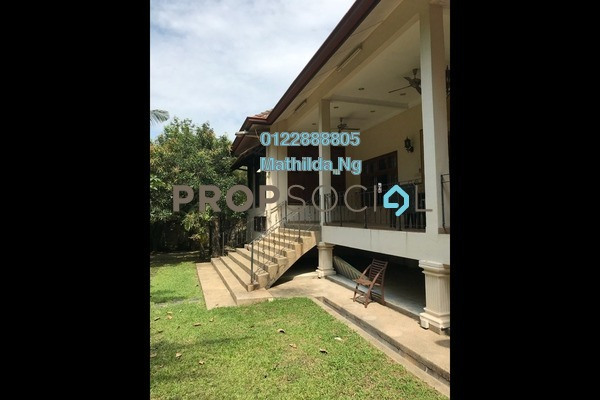 Bungalow For Sale in Jalan Gasing, Petaling Jaya Freehold Semi Furnished 5R/7B 4.7m