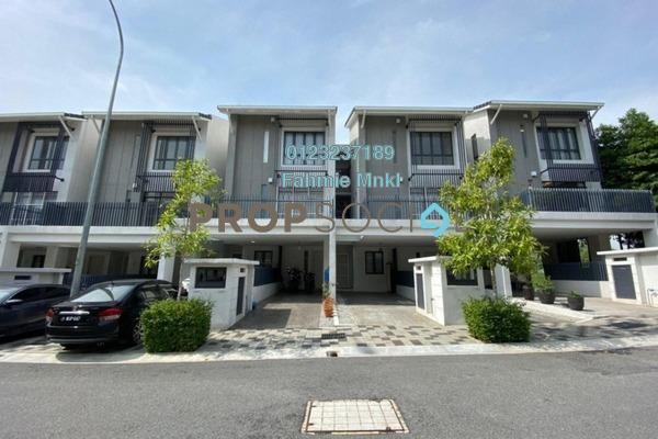 Duplex townhouse  crescent park townvilla  bandar  henu5t6plssgtvdztlsy small