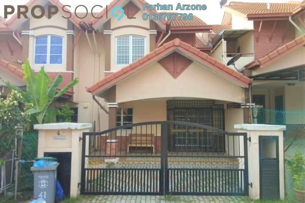 Terrace For Rent in Cempaka 1, Kota Seriemas Freehold semi_furnished 4R/3B 1.2k