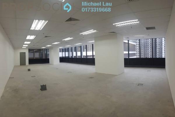 Office For Rent in Menara SuezCap, Kuala Lumpur Freehold Semi Furnished 0R/0B 8.5k