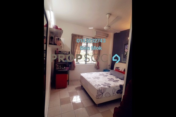 For Sale Apartment at SD Apartments, Bandar Sri Damansara Freehold Semi Furnished 3R/2B 400k