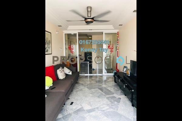 Condominium For Sale in Sri Intan 1, Jalan Ipoh Freehold Semi Furnished 3R/2B 399k