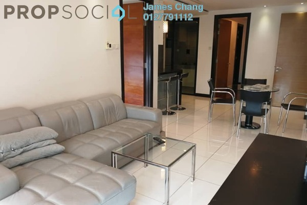 Condominium For Rent in Casa Residency, Pudu Freehold Fully Furnished 3R/3B 3k