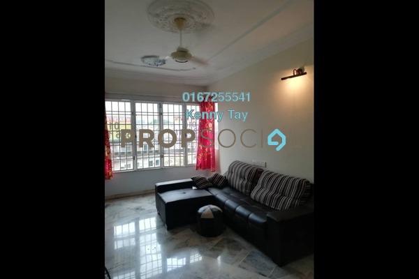 Condominium For Sale in Sri Intan 1, Jalan Ipoh Freehold Semi Furnished 3R/2B 295k
