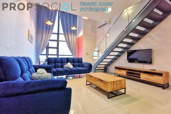 Serviced Residence For Rent in EkoCheras, Cheras Freehold Fully Furnished 0R/2B 2.3k
