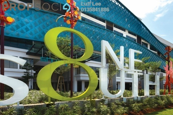 For Sale Condominium at Flexis @ One South, Seri Kembangan Freehold Unfurnished 3R/2B 520k