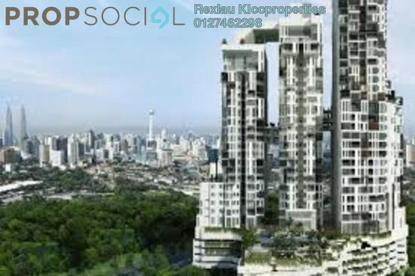 Serviced Residence For Sale in Icon Residence (Mont Kiara), Dutamas Freehold Semi Furnished 2R/1B 640k
