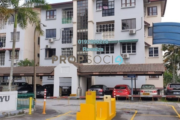 Condominium For Sale in Sri Ayu, Setiawangsa Freehold Fully Furnished 3R/2B 560k