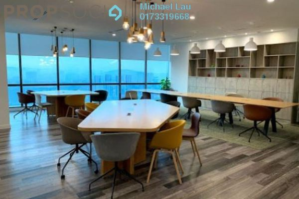 Office For Rent in The Vertical, Bangsar South Freehold Fully Furnished 0R/0B 600translationmissing:en.pricing.unit