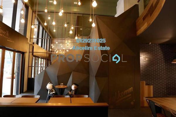 Shop For Rent in Solaris Mont Kiara, Mont Kiara Freehold unfurnished 0R/0B 15k