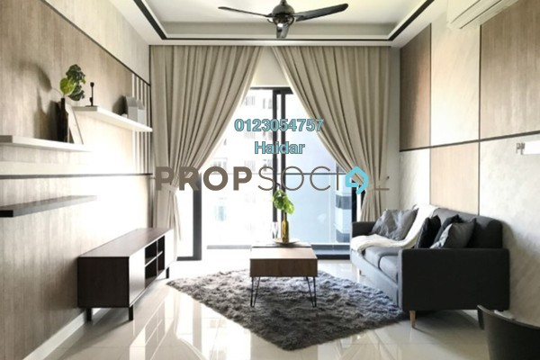 Condominium For Rent in SkyLuxe On The Park, Bukit Jalil Freehold Fully Furnished 3R/2B 3k