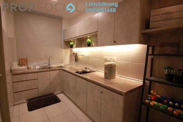 Condominium For Rent in BSP Skypark, Bandar Saujana Putra Freehold Fully Furnished 3R/2B 1.55k