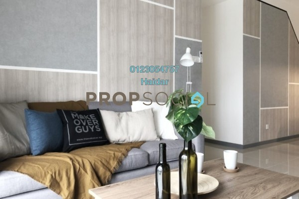 Condominium For Rent in United Point Residence, Segambut Freehold Fully Furnished 3R/2B 2.4k