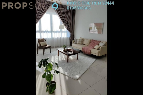 Serviced Residence For Rent in Imperia, Puteri Harbour Freehold Fully Furnished 3R/2B 2.85k