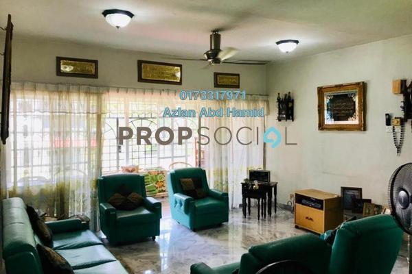 Apartment For Sale in Delima J Apartment, Desa Pandan Freehold Semi Furnished 3R/2B 400k