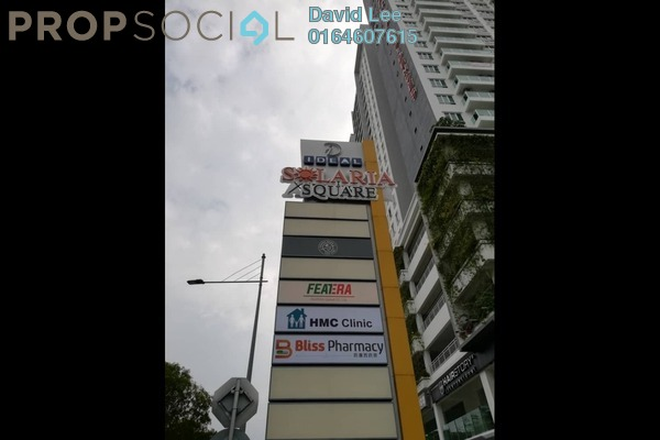 Shop For Rent in Solaria Residences, Sungai Ara Freehold Unfurnished 0R/1B 3.2k