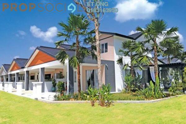 Terrace For Sale in Bandar Universiti Seri Iskandar, Bandar Universiti Seri Iskandar Freehold Unfurnished 4R/2B 369k