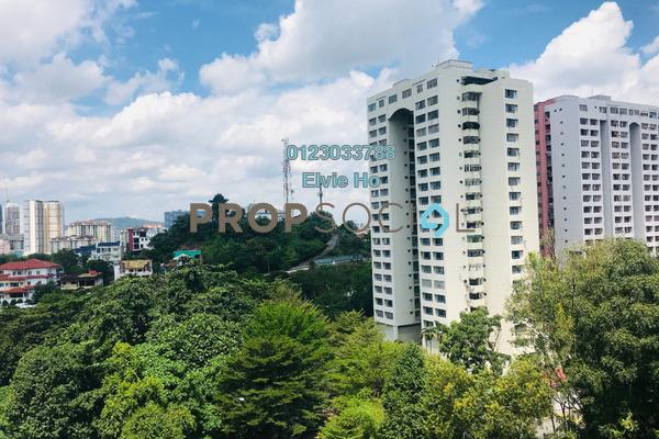 Condominium For Sale in Papillon Desahill, Taman Desa Freehold Semi Furnished 4R/3B 1.35m