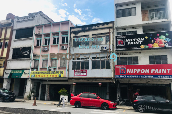 Shop For Sale in Main Street, Salak South Freehold Unfurnished 0R/0B 1.28m