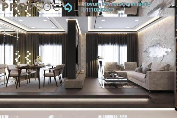 Serviced Residence For Rent in Novum, Bangsar South Freehold Fully Furnished 2R/2B 4.8k