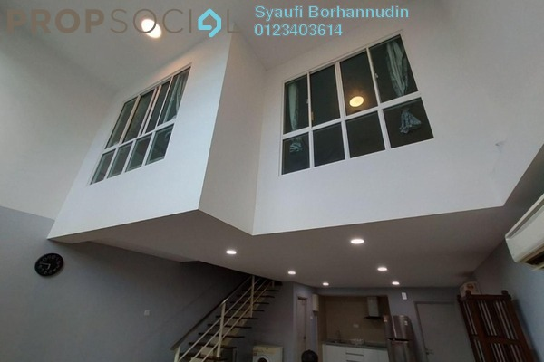 For Sale SoHo/Studio at Arte SW, Shah Alam Freehold Fully Furnished 3R/2B 648k