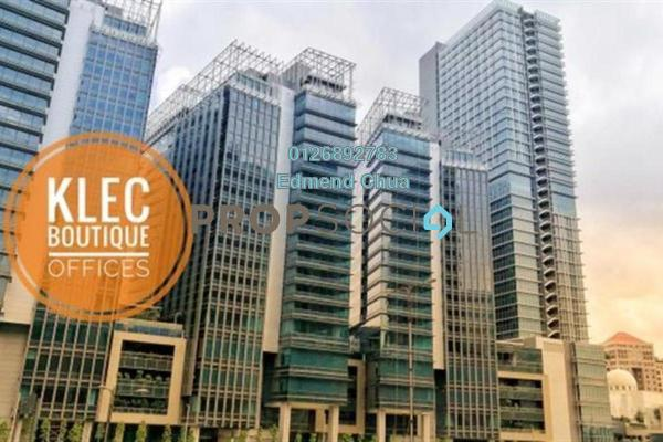 Office For Rent in KL Eco City, Mid Valley City Freehold Unfurnished 0R/0B 19.7k