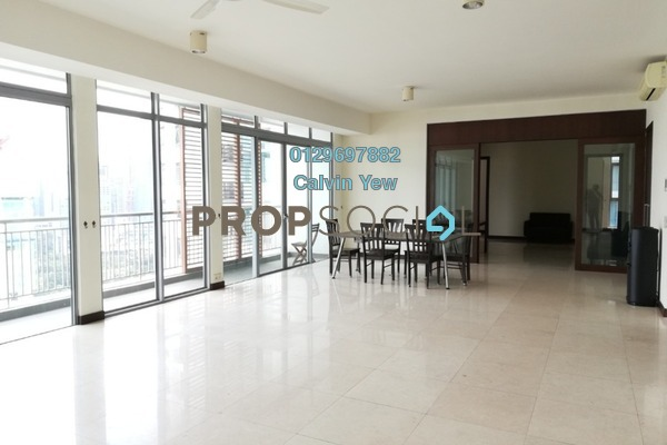 Condominium For Rent in Hampshire Residences, KLCC Freehold Semi Furnished 4R/4B 8.5k