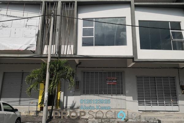 Shop For Rent in Medan Klebang Restu, Chemor Freehold Unfurnished 0R/4B 2k