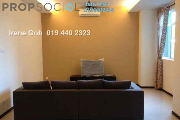 Condominium For Rent in Fettes Residences, Tanjung Tokong Freehold Fully Furnished 3R/2B 3.5k