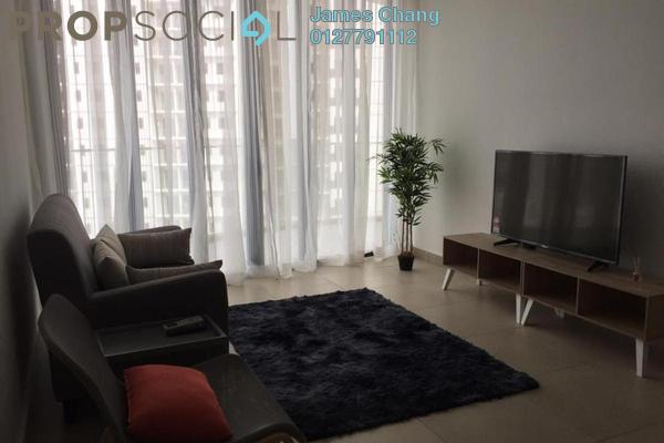 Condominium For Rent in KL Gateway Premium Residences, Bangsar South Freehold Fully Furnished 3R/3B 4.3k