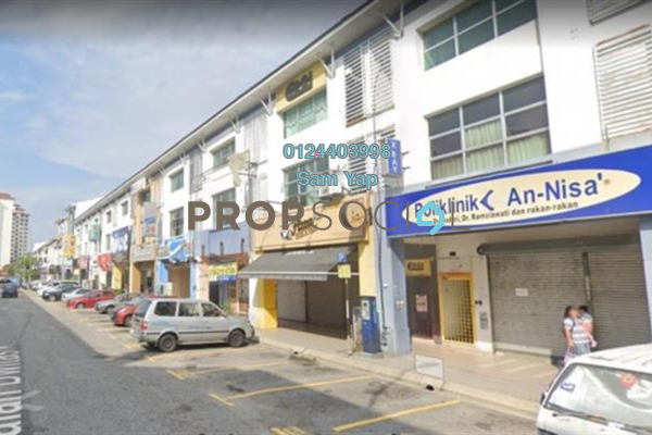 For Rent Shop at Dataran Dwitasik, Bandar Sri Permaisuri Freehold Semi Furnished 0R/2B 600translationmissing:en.pricing.unit