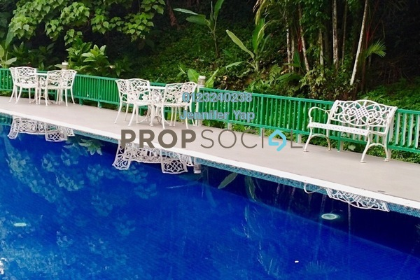 For Sale Bungalow at Bukit Tunku, Kenny Hills Freehold Fully Furnished 5R/8B 28.5m