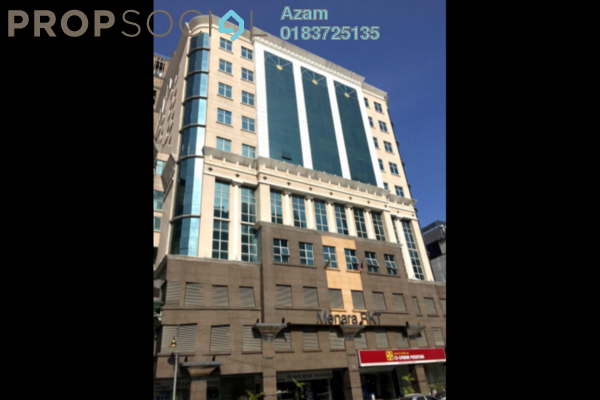Shop For Rent in Wisma RKT, Dang Wangi Freehold Semi Furnished 0R/0B 13.8k