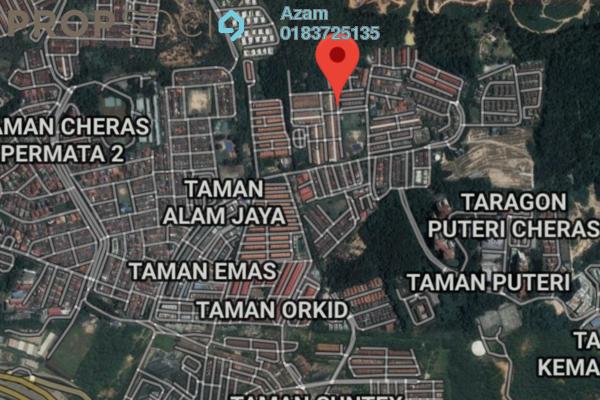 Land For Sale in Taman Wangsa Cheras, Batu 9 Cheras Freehold Unfurnished 1R/1B 1.2m