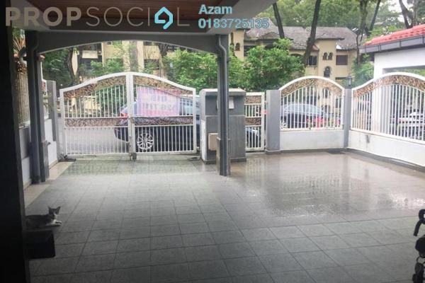 Terrace For Sale in Desa Melawati, Melawati Freehold Semi Furnished 4R/3B 820k
