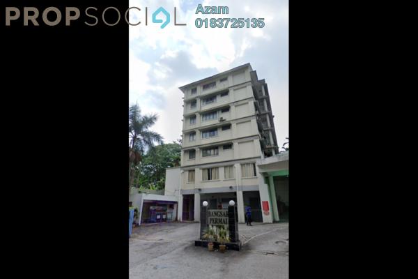 Condominium For Sale in Bangsar Permai, Bangsar Freehold Semi Furnished 3R/2B 685k