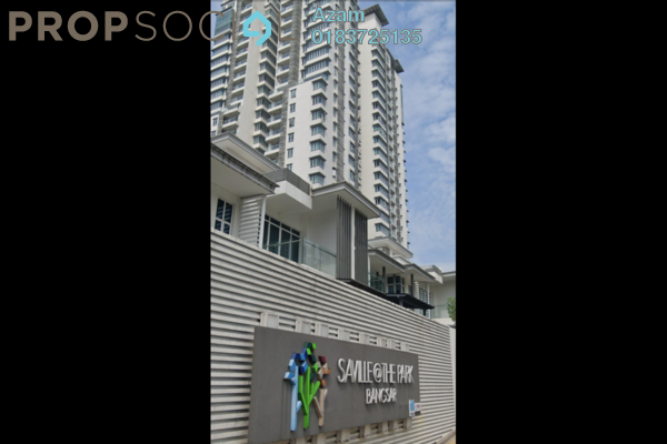 For Sale Condominium at Saville @ The Park, Pantai Freehold Fully Furnished 4R/3B 1m