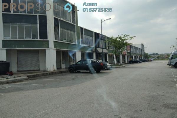 Shop For Rent in Saujana Rawang, Rawang Freehold Semi Furnished 0R/2B 3k