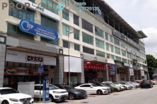 Shop For Rent in Fraser Business Park, Sungai Besi Freehold Semi Furnished 0R/2B 16k