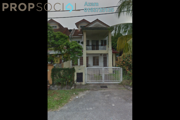 For Sale Terrace at Section 6, Kota Damansara Freehold Semi Furnished 4R/3B 1.1m