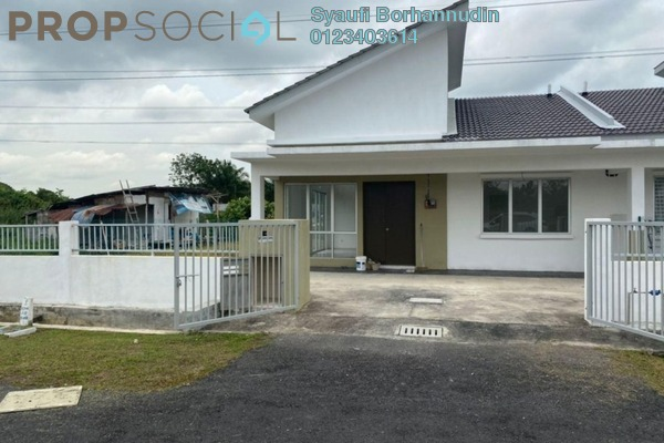 Semi-Detached For Sale in Taman Abadi Indah, Taman Desa Freehold Unfurnished 3R/2B 560k