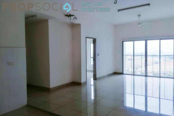 For Sale Condominium at The Wharf, Puchong Freehold Unfurnished 2R/2B 318k