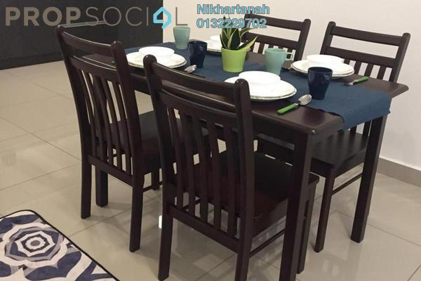 Condominium For Rent in Sentul Rafflesia, Sentul Freehold Fully Furnished 0R/2B 2k