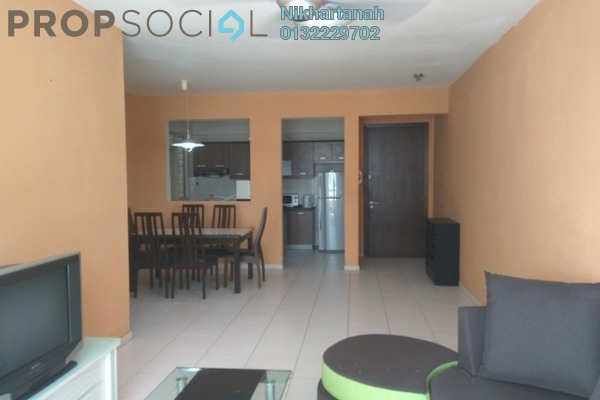 Condominium For Rent in The Tamarind, Sentul Freehold Fully Furnished 3R/2B 2k