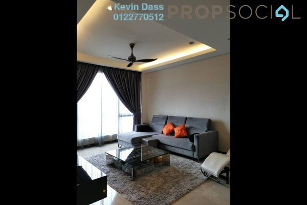 For Rent Serviced Residence at Kiara 9, Mont Kiara Freehold Fully Furnished 3R/3B 5k
