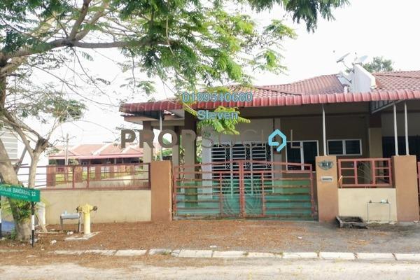 Terrace For Sale in Taman Pengkalan Bandaraya, Lahat Freehold Unfurnished 3R/2B 255k