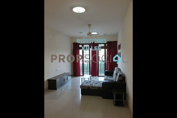Condominium For Rent in Savanna 1, Bukit Jalil Freehold Fully Furnished 3R/2B 2.2k