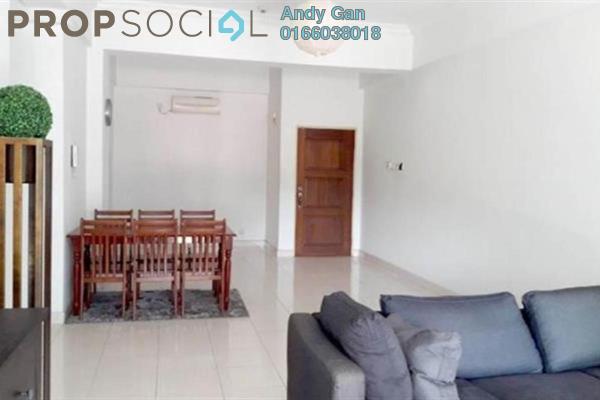 Condominium For Rent in Hartamas Regency 1, Dutamas Freehold Semi Furnished 4R/3B 3.7k